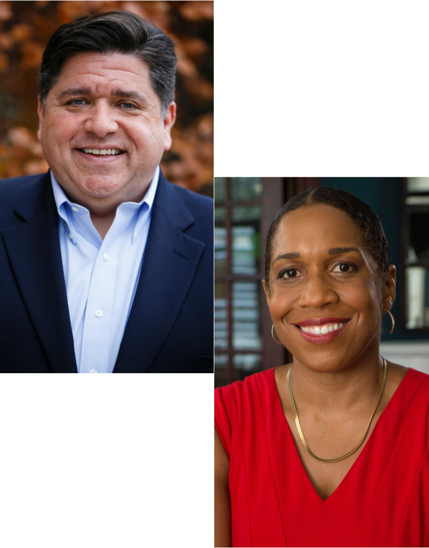 J.B Pritzker & Juliana Stratton Breakfast