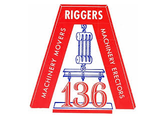 Machinery Movers, Riggers & Machinery Erectors, Local Union 136
