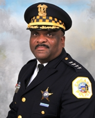 Image result for Chicago Police Superintendent Eddie Johnson